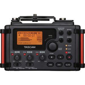 Диктофон TASCAM DR-60D mkII