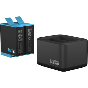 Зарядное устройство и аккумулятор для GoPro 9 Black